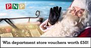 Win a Department Store Voucher worth £50!