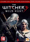 PC the Witcher 3 Wild Hunt Game of the Year Edition £9.99 at CDKEYS