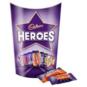 Quality Street, Heroes Box, Wine Gums Any 3 for £5