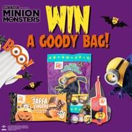 Halloween Minions Prize Draw