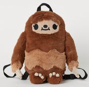 H&M Sloth Soft Backpack Down From £12.99 to £7