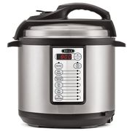 Bella Electric 6L Pressure Cooker - Black Only £29.95