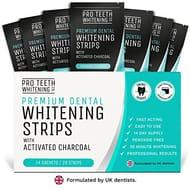 Pro Teeth Whitening Co Premium Dental Whitening Strips - 30% off