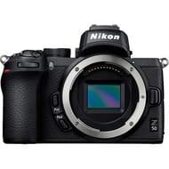 Save £140 on Nikon Z50 with FTZ Adaptor Kit