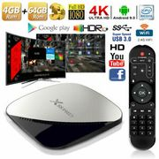 Cheap Android 4K TV Box 32GB Only £26.73