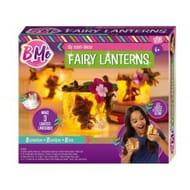 B Me Girls DIY Room Decor Fairy Lanterns Make 3 Lighted Lanterns Arts & Crafts