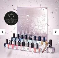 The Ciate Advent Calendar Includes 22 mini Nail Polishes
