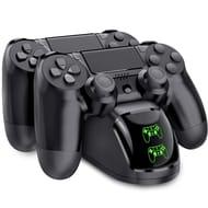 Deal Stack - PS4 Controller Charging Dock - £3 off + Lightning Deal