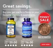 20% off Vitamins and Supplements Orders at Holland and Barrett