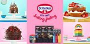 Special Offer - £1 off Any Dr. Oetker Baking Product - with Coupon