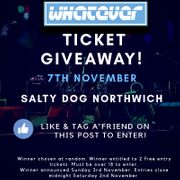 "Win 2 Tickets to See ""Whatever Oasis Tribute"" in Northwich!"