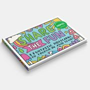 Share the Fun Colouring Postcards