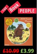 The Gruffalo 2020 Family Planner Calendar with Stickers