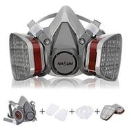 Respirator NASUM Dust Mask Half Mask