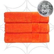 30% off Christy Prism Towels in Orangeade
