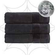 30% off of Christy Prism Towels Tarmac