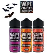 Vape Creature Vaping Liquid 100ml Bottle - £6.99