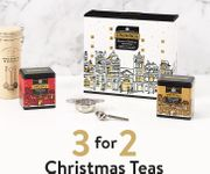 Twinings Tea - 3 for 2 on Christmas Teas