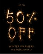 Pure Collection - Wrap up in Luxury up to 50% off Winter Layers