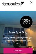 Months Free & Free Spa Day with Virgin Credit Card Holders & Fabyouless