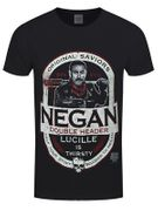 The Walking Dead Negan Double Header Men's T-Shirt