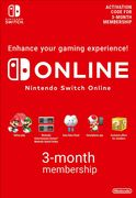 Nintendo Switch Online 3 Month Membership Download £3.85 at Shopto