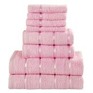 Todd Linens 8 Pcs Towel Set