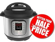 Instant Pot Duo V2 7-in-1 Electric Pressure Cooker - Amazon #1 Best Seller