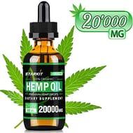 20'000mg Hemp Extract in 60ml Oil