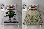 Minecraft Licensed Bed Sheets