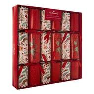 Hallmark Luxury Christmas Crackers - Pack of 6
