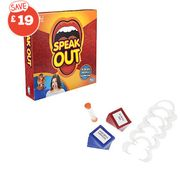 Speak out Game (Ends Monday!!)