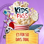 Kids Pass Membership 50 Day Trial for £1