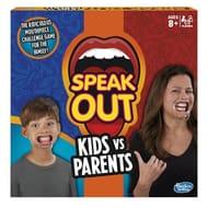 Speak Out Kids vs Parents Game (Hasbro)