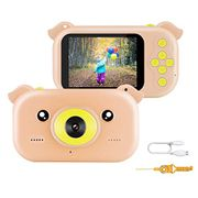 JAMSWALL Kids Camera Rechargeable Digital Camcorder