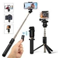 Deal Stack - Selfie Stick Tripod - £2 off + Lightning Deal