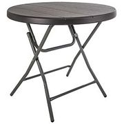 Cheap Quest Jet Stream round Camping Table on Sale From £59.99 to £24.93