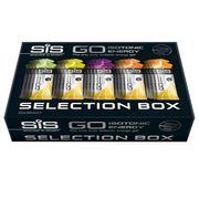 SIS GO Isotronic Energy Gels 50% 0ff - Selection Box of 20 +6 Free for £14