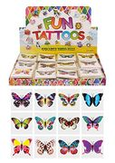 Kids Butterfly Temporary Tattoos Only £1.00 with FREE DELIVERY