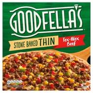 Goodfella's Stonebaked Thin Tex-Mex Beef Pizza 361g