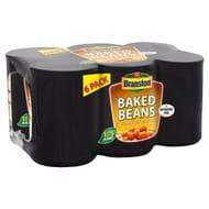 7 Day Deal - Branston Baked Beans 6 X 410g