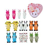 16 Pc Girls Hair Clips 70% off + Free Delivery