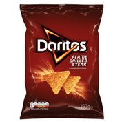 Doritos Flame Grilled Steak Only £1 at Co-Op
