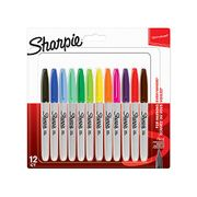 Best Ever Price! Sharpie 2065404 Fine Point Permanent Marker X 12