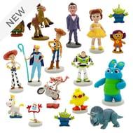 Disney Store Toy Story 4 Mega Figurine Playset