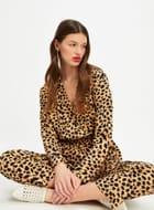 Multi Colour Cheetah Boiler Suit