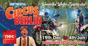Discounted Tickets to Berlin Continental Circus in Birmingham