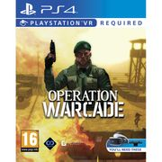 Operation Warcade for PlayStation 4 FREE DELIVERY