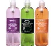 Liquid Hand Soap Sample