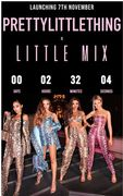 LAUNCHES TODAY - LITTLE MIX COLLECTION at PLT